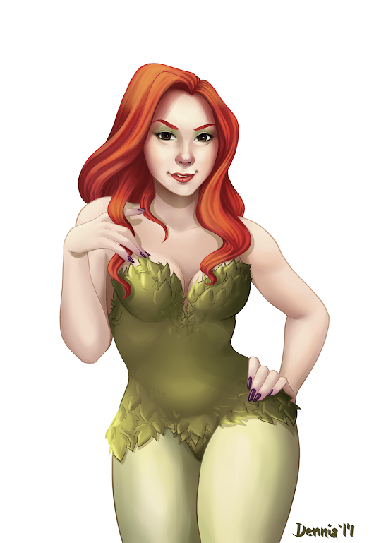 Commission Poison Ivy for Laura