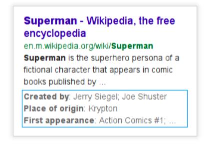 Google搜尋再進化!新推Structured Snippets功能,不用點進網頁就能知道列點式資訊