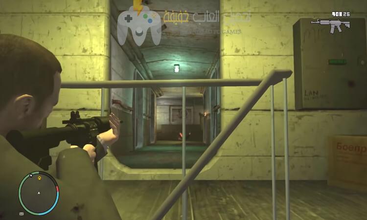 تحميل لعبة GTA IV برابط واحد
