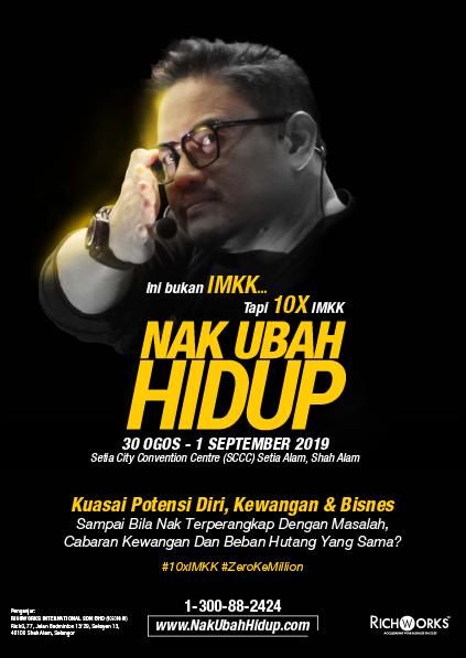 Program Nak Ubah Hidup 2019 Dr Azizan Osman
