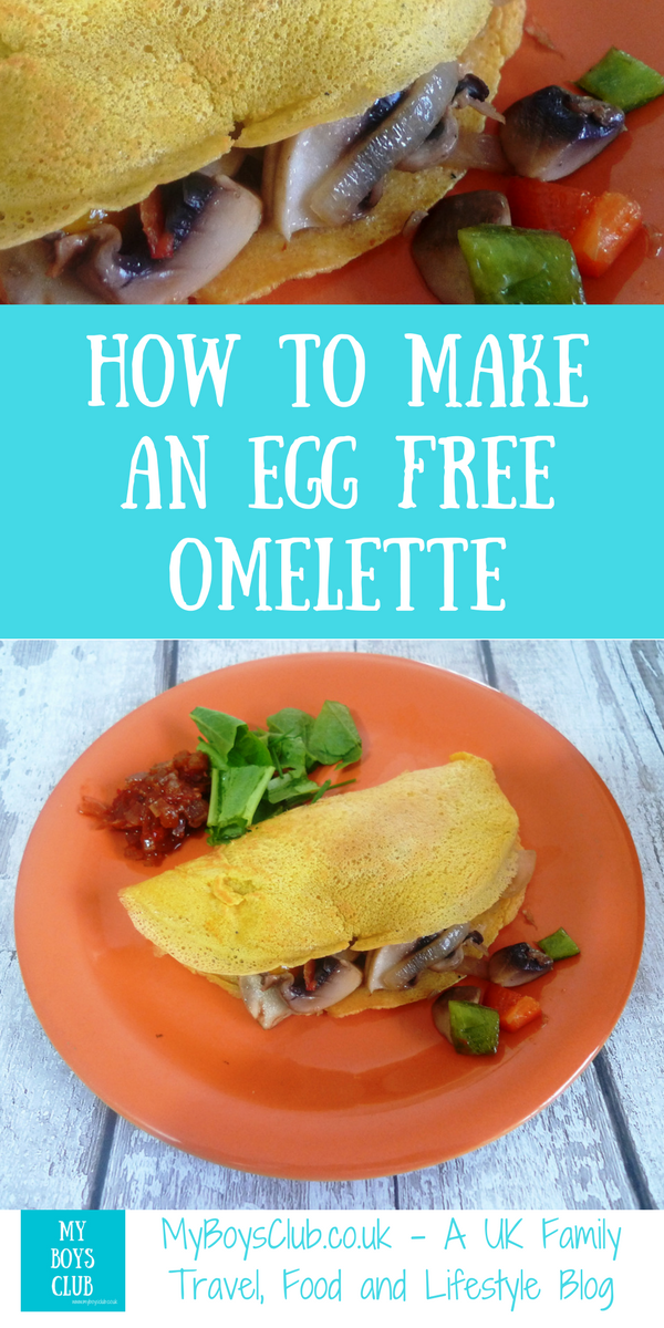 how to make omelettes for a crowd