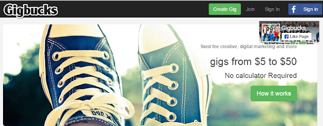 make money online on gigbucks