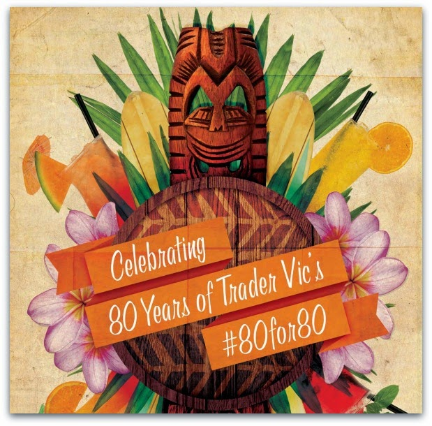 Trader Vic's 80th Birthday
