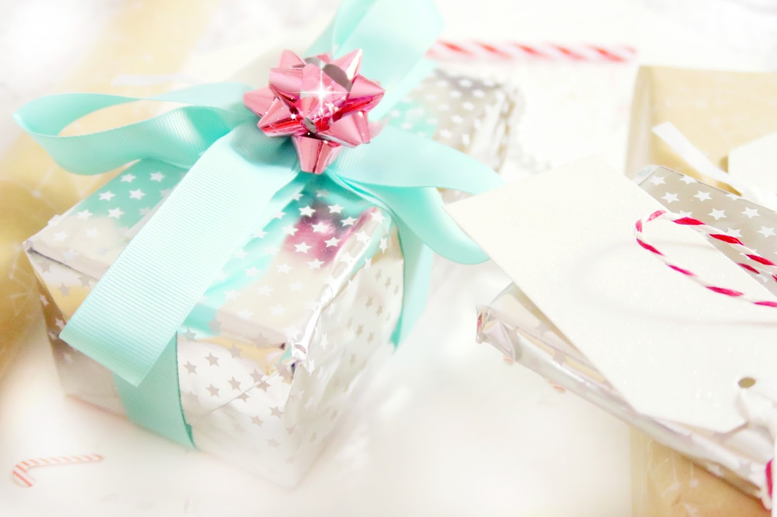 an image of Christmas Gift Wrapping ideas