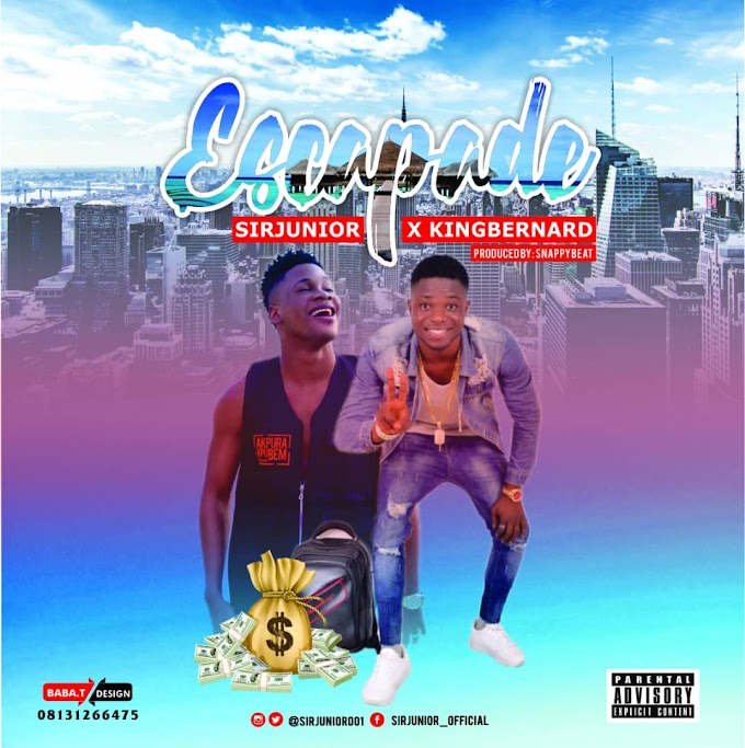 (LG Music) Sir Junior - Escapade (Cover)__ft Kingbernard