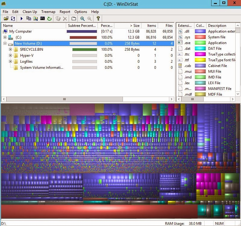 Windows : Disk Space Analyzer Tools | IT Professional
