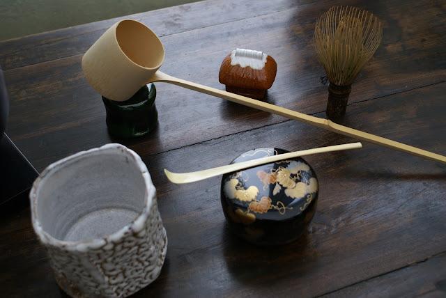 Chanoyu cérémonie du thé
