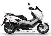 PILIHAN WARNA MOTOR YAMAHA NMAX 2017 TERBARU