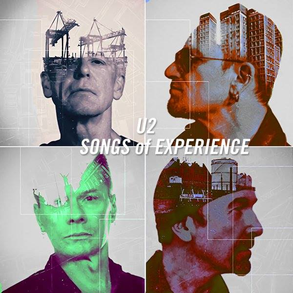 Image result for u2 songs of experience