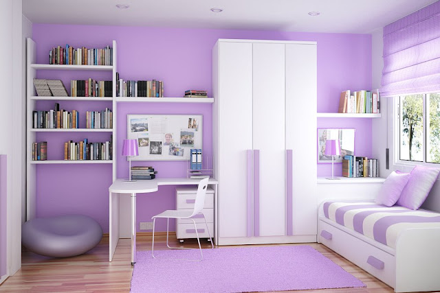 Stylish Study Room Dream Interior Decor