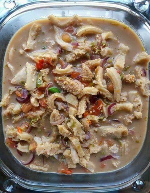 mudah  membuat perut air asam resepi chef Resepi Mee Goreng Kelantan Enak dan Mudah
