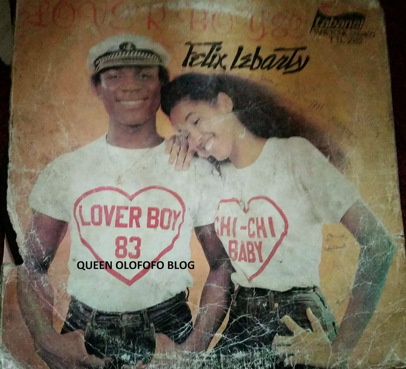 felix lebarty was the loverboy