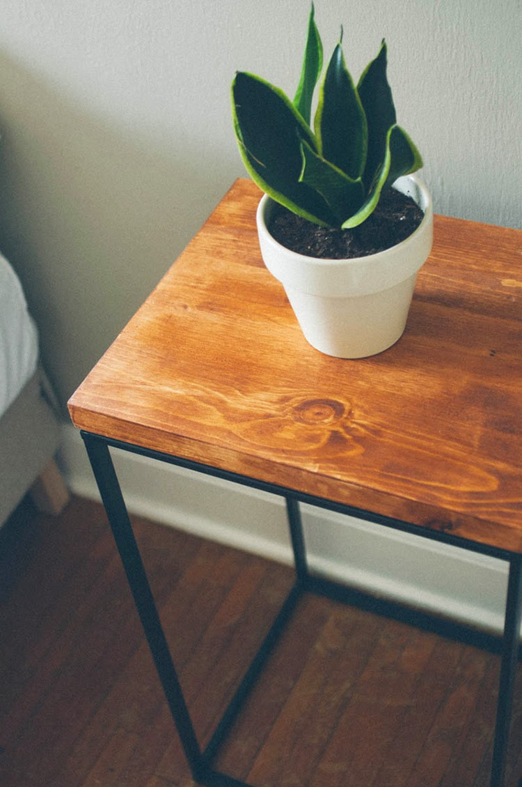DIY Monday # Side tables - Ohoh Blog