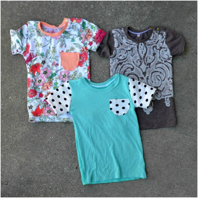 Sewing for Girls - Tees
