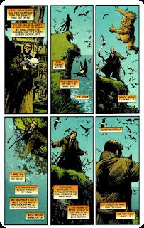 """Cómic: Reseña de """"Hellblazer: Andy Diggle"""" - ECC Ediciones"""