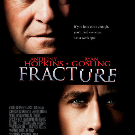 FRACTURE was a taut thriller that never once disappointed