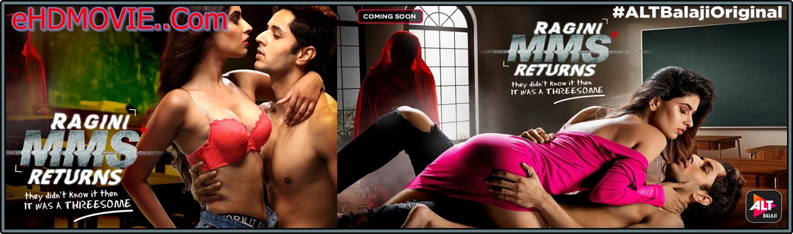 Ragini MMS Returns S01 Complete Hindi 720p BRRip ESubs