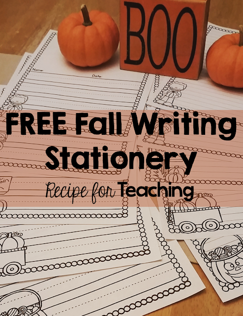 https://www.teacherspayteachers.com/Product/Fall-Writing-Stationery-2155759