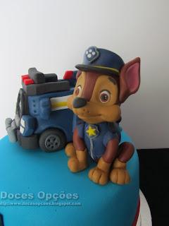 bolo chase patrulha pata