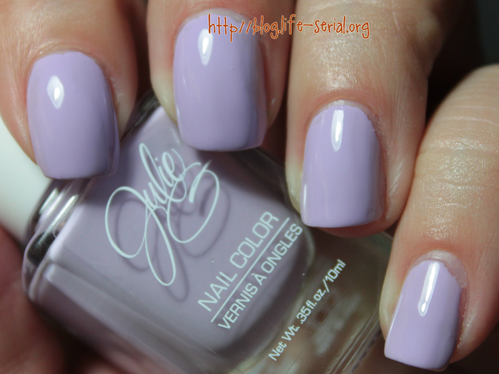 The one with Julie G and Jesse\'s Girl polishes! | Confessions of a ...