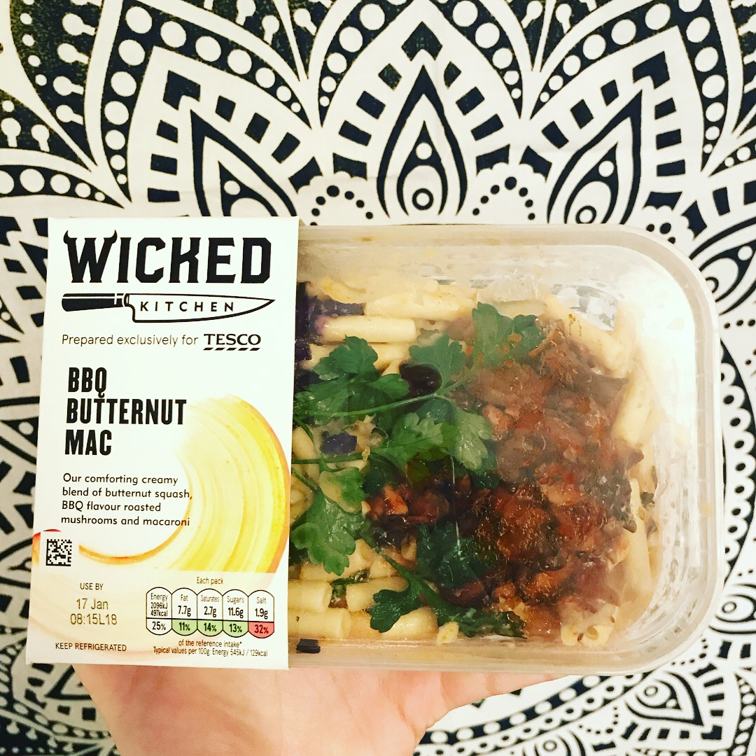 Food Food And More Food Tesco Vegan Range Wicked Kitchen