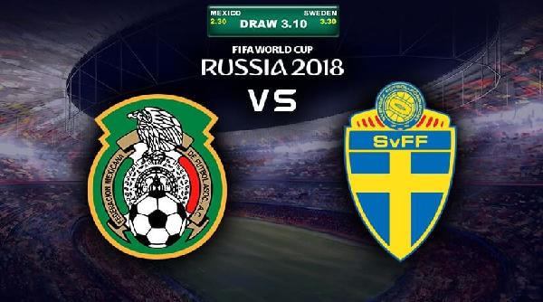 فوز السويد بثلاثية تاريخية على المكسيك ويتاهلان معا لدور 16