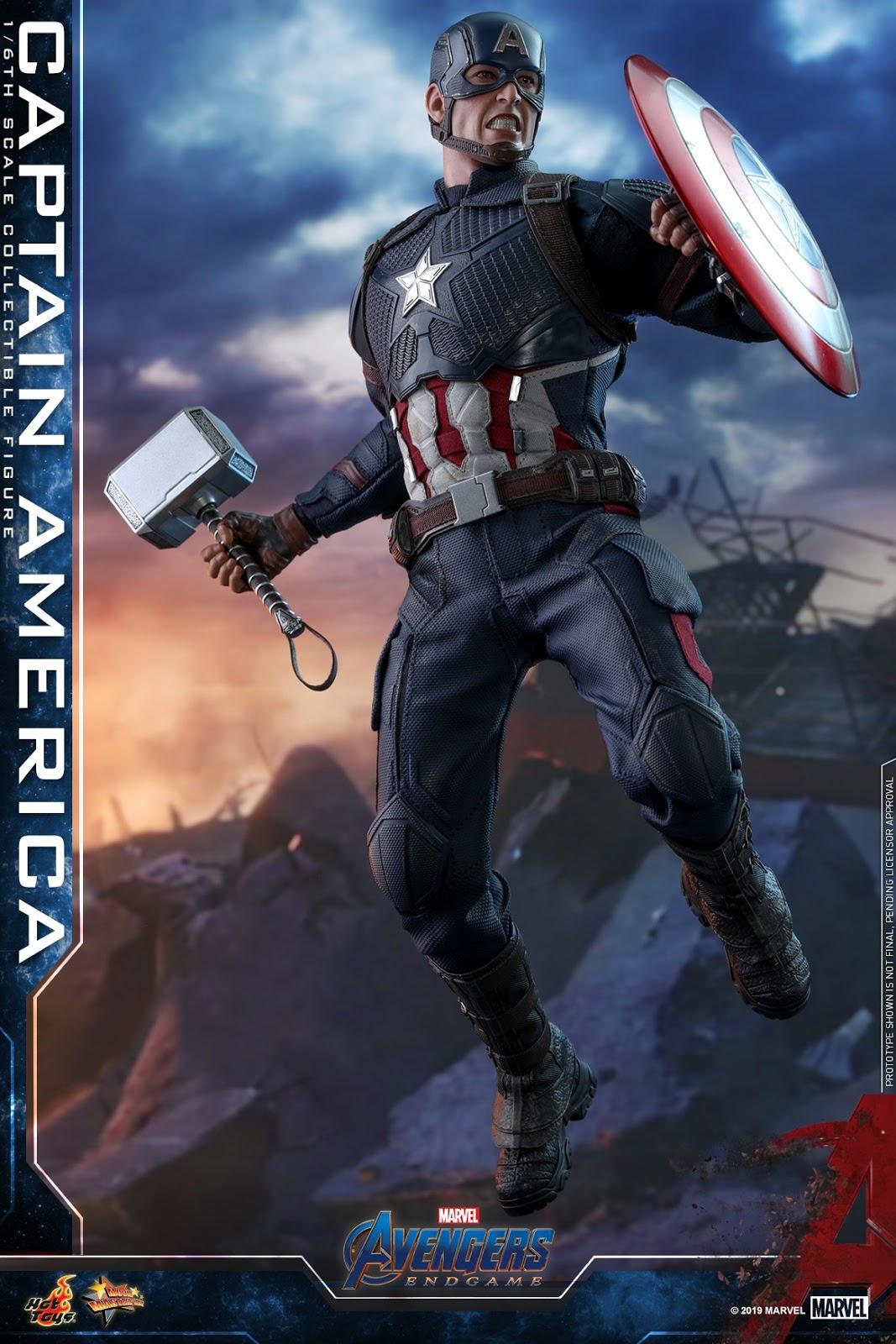 toyhaven: Hot Toys Avengers: Endgame 1/6th scale Chris ...