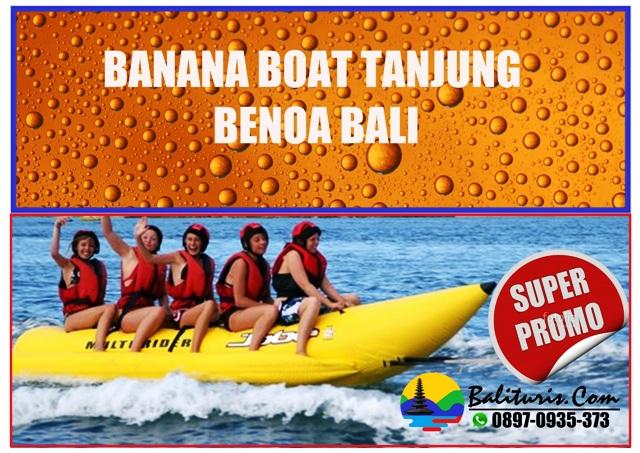 banana boat tanjung benoa bali, harga banana boat tanjung benoa, tarif banana boat tanjung benoa