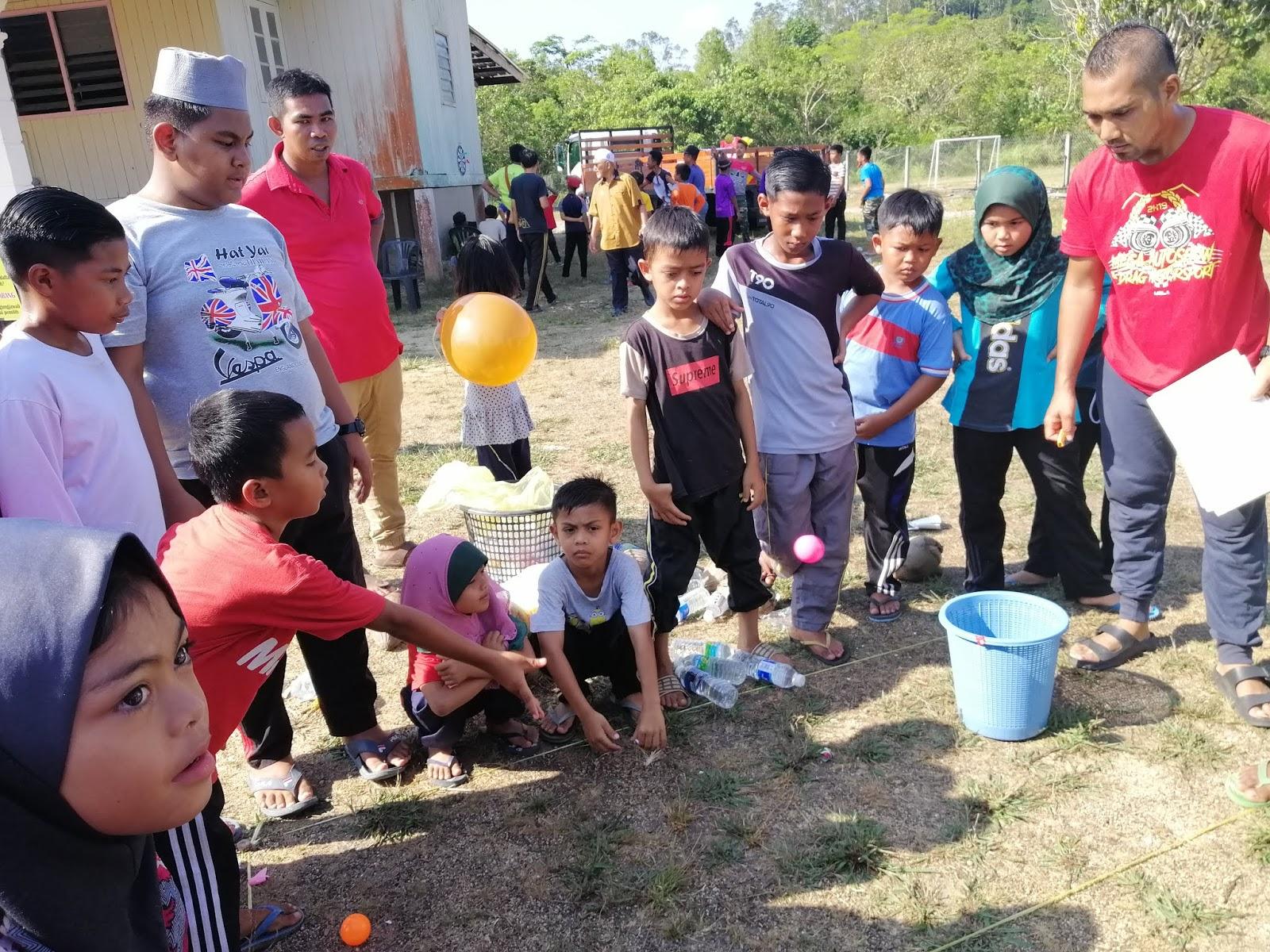 Program YB Bersama Rakyat Eratkan Hubungan Masyarakat