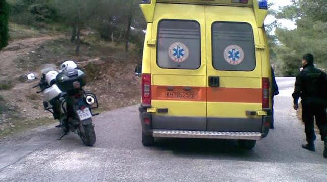 Λάρισα: Αυτοκίνητο έπεσε πάνω σε ποδηλάτες - Στο νοσοκομείο τρεις τραυματίες