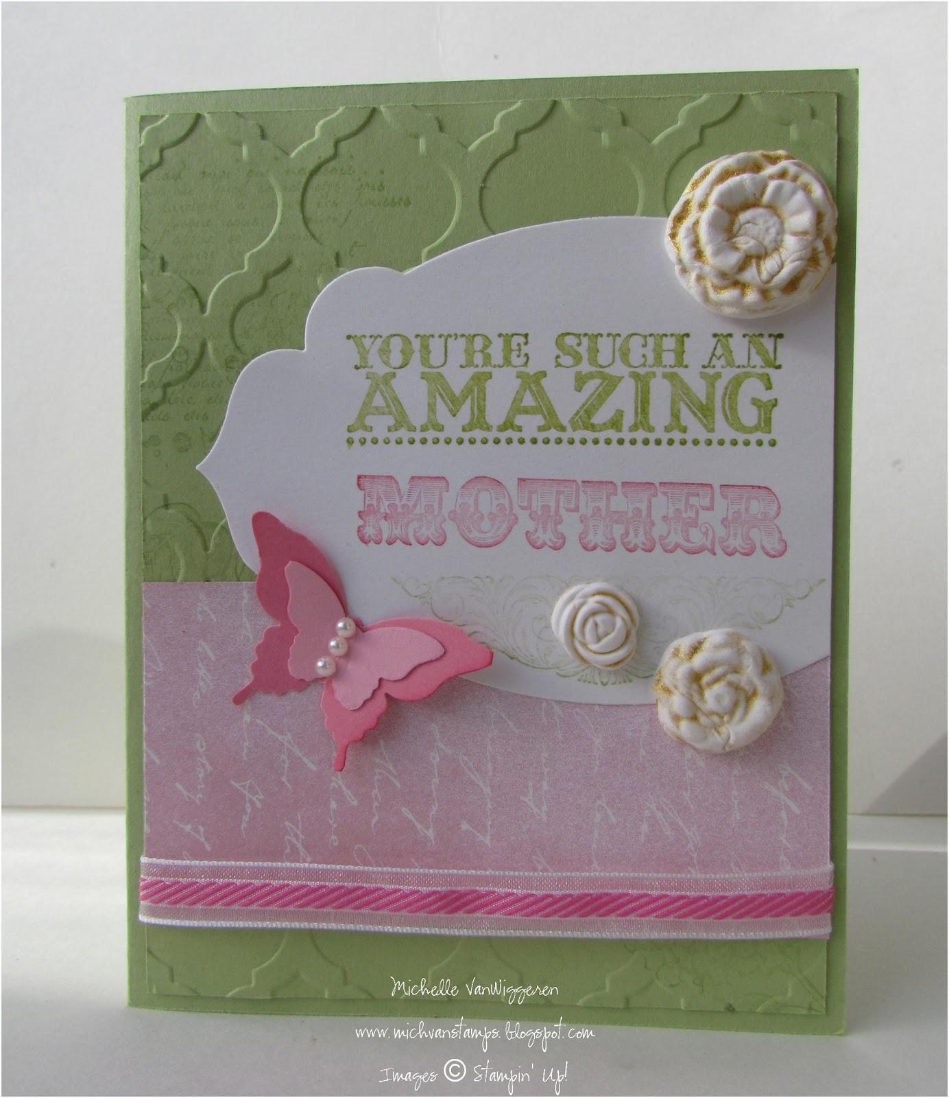 Michelle's Great Paper Chase: Amazing Mother, Friend Cards