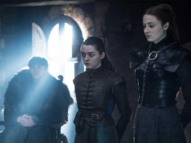 Screen de Os Últimos Starks