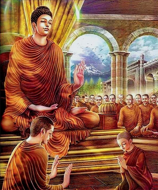 Lời Phật dạy phương pháp nuôi dạy con thành người tốt thông minh thành đạt