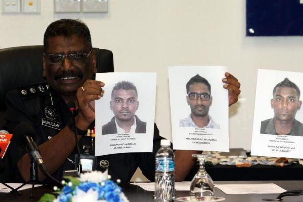 Polis Buru Suspek Kes Rusuhan, Bunuh Di Pusat Hiburan