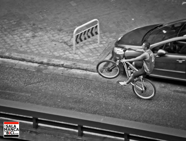 bici salamanca