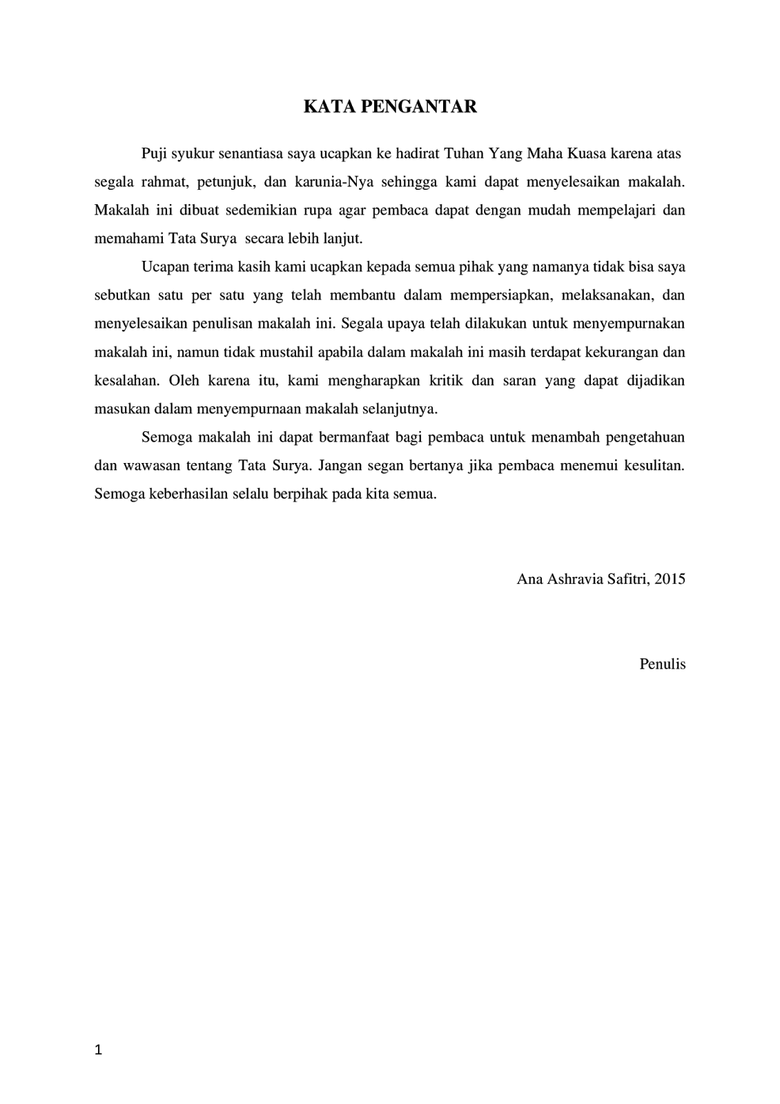 makalah tata surya - wood scribd indo