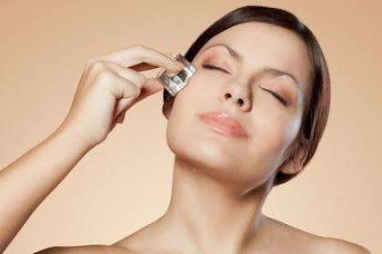 15 Manfaat Es Batu Untuk Kecantikan Wajah