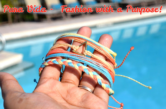 My Review Love!!: Pura Vida Bracelets - Handcrafted with Love from Costa Rica!