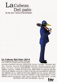 """""""LA CABEZA DEL PATO"""" (TEATRO)"""