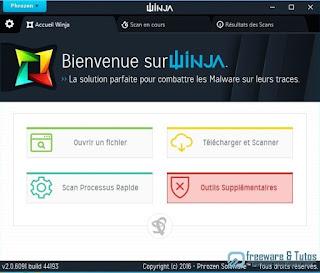 Winja : un complément à votre antivirus