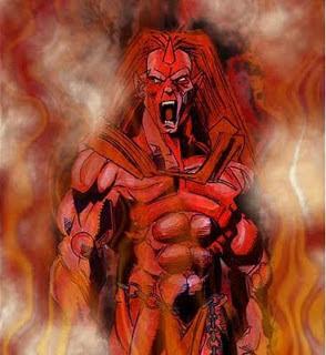 Suara Jeritan Sang Iblis Ketika Sakaratul Maut Tiba