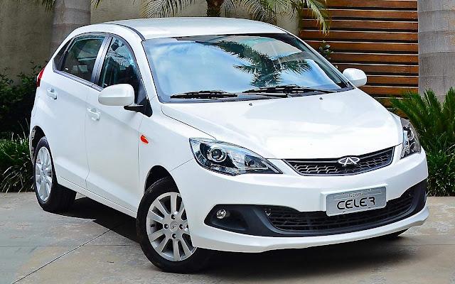 Chery Brasil: na compra de um veículo, ganhe a documentação neste mês de Dezembro