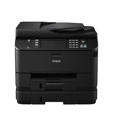 Epson WorkForce Pro WP-4545DTWF Driver Download