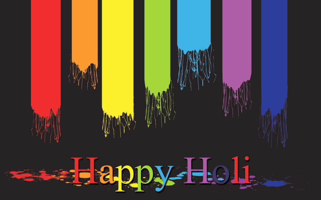 Happy Holi HD Quality Wallpapers Download