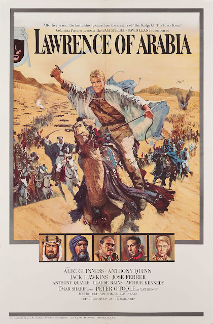 Epic Watch: Lawrence of Arabia (1962)