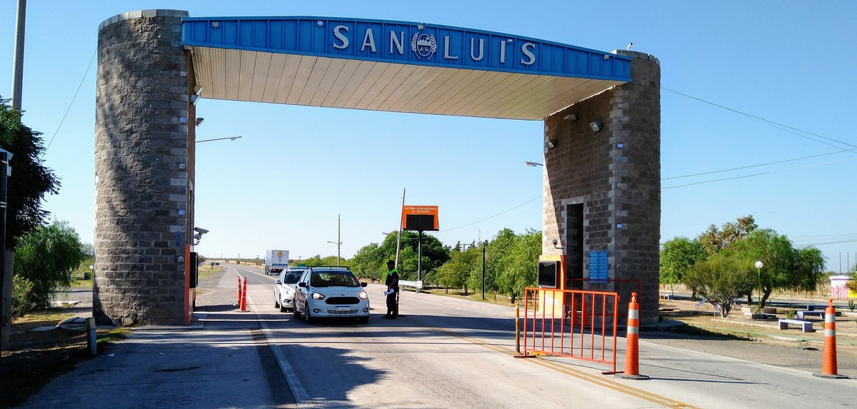 Marcha atrás de San Luis en la flexibilización de la cuarentena
