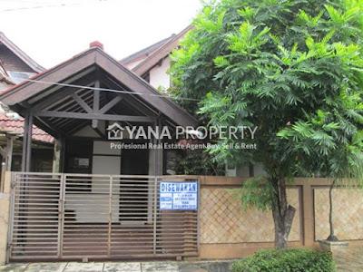 Rumah Disewa di Jalan Puter Raya Bintaro
