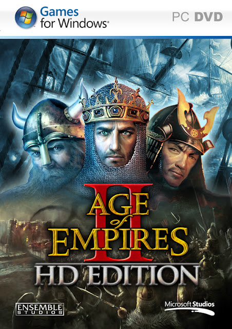 Age of Empires 2 HD Edition - PC Full - Portada