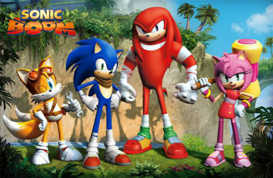 Sonic Boom Episodes in HINDI 720P HD Video Watch or Download