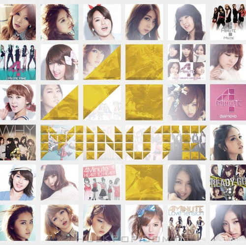 4Minute – Best Of 4Minute (Japanese) (FLAC + ITUNES PLUS AAC M4A)